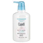 花王 Curel 乾燥性敏感肌系列-潤浸保濕沐浴乳(420ml)【小三美日】