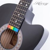 38吋入門初學者男女通用新手彈唱民謠練習吉它SMY4769【123休閒館】