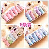日系棉質女士內褲性感蕾絲棉質面料大碼可愛短褲禮盒裝 GY345『寶貝兒童裝』