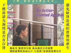 二手書博民逛書店communicating罕見in business:an ac