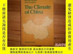 二手書博民逛書店The罕見Climate of China(中國的氣候)Y12666 New York 出版1988