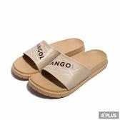 KANGOL 拖鞋 橡膠 防水 耐磨-6125162131