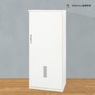 【米朵Miduo】單門塑鋼掃具櫃 收納櫃...