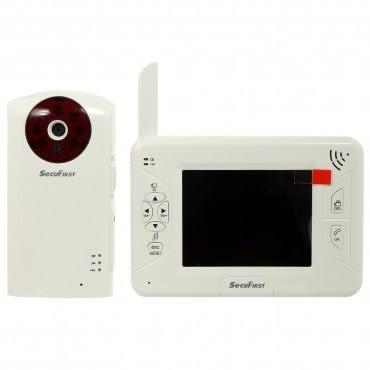 SecuFirst 數位無線家居影音監視器BB-A011