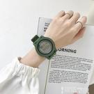 手錶 ins超火電子手錶女獨角獸韓版中學生簡約氣質復古防水運動原宿風 智慧 618狂歡