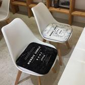 時尚簡約四季沙發墊加厚坐墊1 辦公室 學生椅墊 餐椅墊
