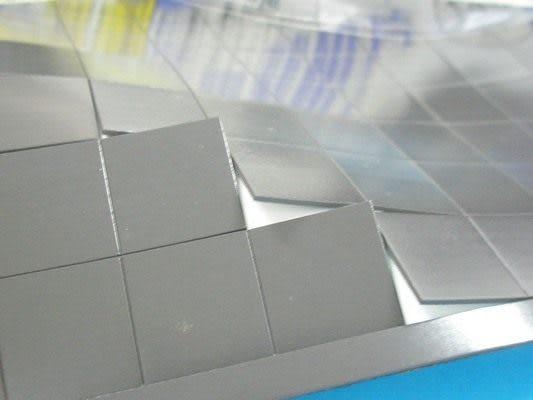 成功牌背膠軟磁片21317磁鐵片 已切割成2cm x 3cm 30小片入/一小包入 定[#30]
