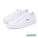LACOSTE 女用休閒鞋-白色 923...