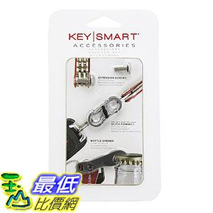 [美國直購] KeySmart 鑰匙收納器擴增套件 Accessory Pack   Includes: Expansion Pack-14 Keys, Quick DisConnect