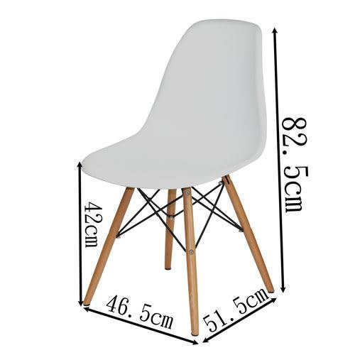 【藝匠】傑克森餐椅(2入)/休閒椅 實木  原木  餐椅 櫥房  嫁妝 學生椅 辦公椅 電腦椅 (2入)