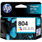 HP T6N09AA NO.804 原廠彩色墨水匣 適用HP ENVY Photo 6222/HP Tango/Tango X