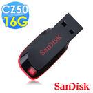 全新 SanDisk 新帝 CZ50 Cruzer Blade 16G 輕薄短小隨身碟