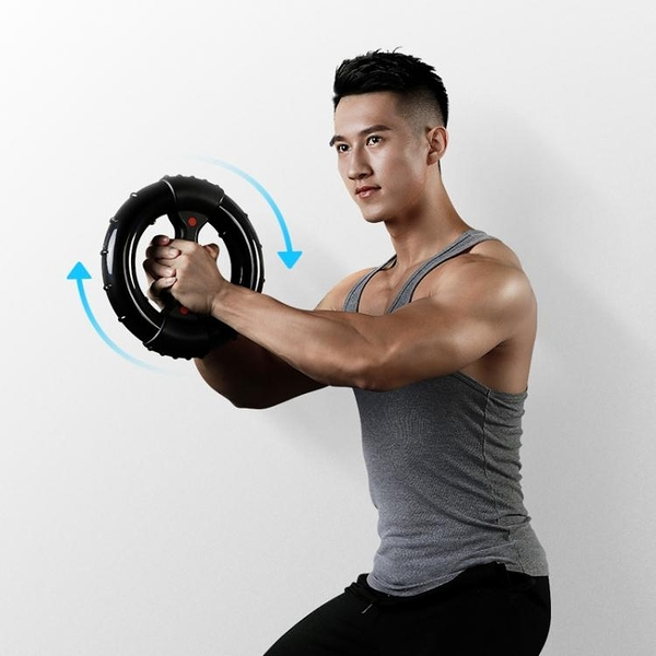 yunmai云麥健力環能量圈健身運動臂力器腕力器訓練器材腕力器球 晴天時尚