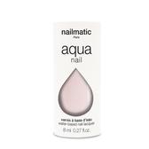 法國 Nailmatic 水系列經典指甲油-Sakura 透亮櫻花粉-8ml