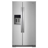 Whirlpool惠而浦 對開冰箱 840公升WRS588FIHZ(外部製冰) 不鏽鋼色 首豐家電