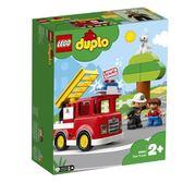 樂高LEGO DUPLO 消防車 10901 TOYeGO 玩具e哥