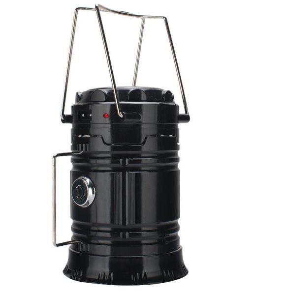 戶外燈 兩用多功能超亮露營燈 led太陽能戶外野營燈手提帳篷燈應急燈馬燈