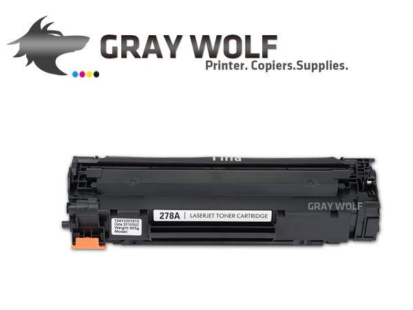 【速買通】HP CE278A/78A/CE278 相容環保碳粉匣 適用 P1566/P1606/P1606dn/1566/1606/1606dn