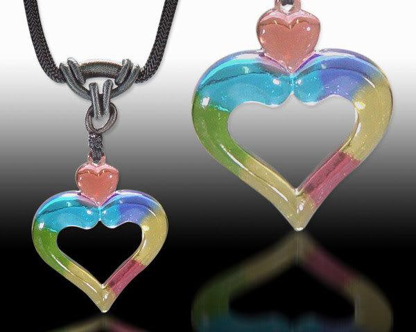 鹿港窯~居家開運水晶琉璃項鍊~唯一 ◆附精美包裝◆免運費送到家