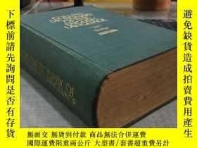 二手書博民逛書店collins罕見dictionary of the english languageY1792 Patric