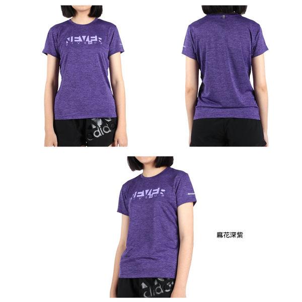 FIRESTAR 女短袖吸排圓領衫(短T T恤 慢跑 路跑≡體院≡