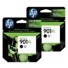 【二黑組合】HP NO.901XL 901XL 黑色 原廠墨水匣 J4535/J4524/J4523