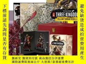 二手書博民逛書店全面戰爭罕見三國 收藏版 Total War: THREE KI