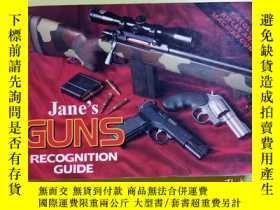 二手書博民逛書店英文原版罕見Jane s GUNS RECOGNITION GUIDEY458736 Harper Coll
