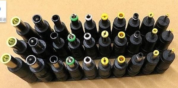 【超人生活百貨】10件 華碩 宏碁 聯想 5.5 DC 電源 轉接頭 變壓器 0800764-3A3