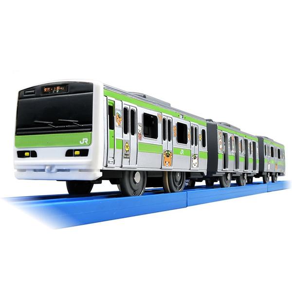 【TOMICA】山手線拉拉熊列車 SC-05/TP61587