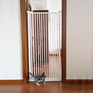 寵物籠 免打孔寵物擋攔防貓咪狗狗門欄圍欄柵欄隔離欄貓護欄防跳室內籠子 霓裳細軟