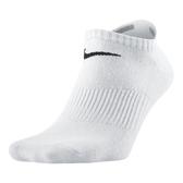Nike Socks [SX3513-101] 男 踝襪 運動 柔軟 乾爽 薄底 基本款 白