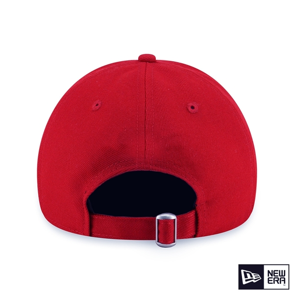 NEW ERA 9FORTY 940 LOGO 洋基 紅/白 棒球帽