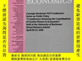 二手書博民逛書店journal罕見of monetary economics 2019年4月 英文版Y42402
