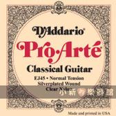 【缺貨】D'Addario EJ45古典弦(28-43)【DAddario/EJ-45/尼龍弦】
