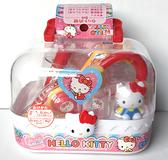 【卡漫城】 Hello Kitty 玩具 6件組 醫護 ㊣版 扮家家酒 聽筒 注射針筒藥瓶溫度劑病歷表 凱蒂貓公仔