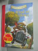 【書寶二手書T5/兒童文學_GJK】The Wind in the Willows_Woodside, Martin