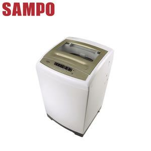 SAMPO聲寶 FUZZY單槽抗菌全自動10公斤洗衣機ES-A10F(Q)