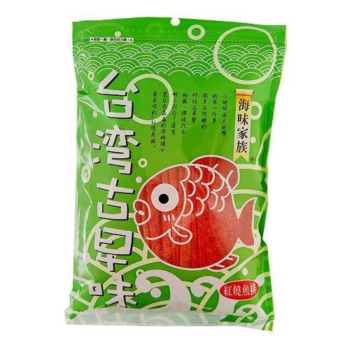 海味家族紅燒魚排120g【愛買】