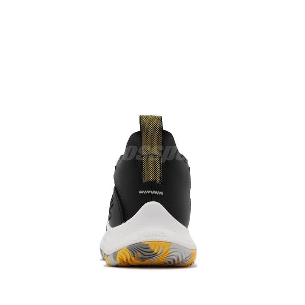 Under Armour 籃球鞋 UA 3Z5 Stephen Curry 平民版 黑 男鞋 【ACS】 3023087004