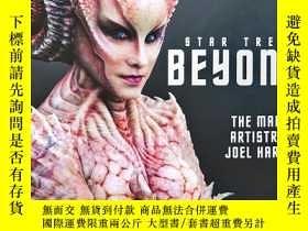 全新書博民逛書店星際迷航3 特效化妝 英文Star Trek Beyond -