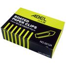 【奇奇文具】力大ABEL 00124 瑞士強力迴紋針43mmx80入