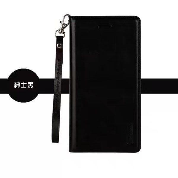 華碩 ZenFone4 Selfie Pro ZD552KL 手機皮套 隱形磁扣 休眠 內軟殼 插卡 支架 防水 防塵 附掛繩 Hanman皮套