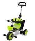 2014新上市!! IDES新折疊背包三輪車/第三代摺疊三輪車-綠色