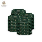 韓國 Enblanc 冬日綠限量款濕紙巾-木槿花萃取物20抽16入 箱購