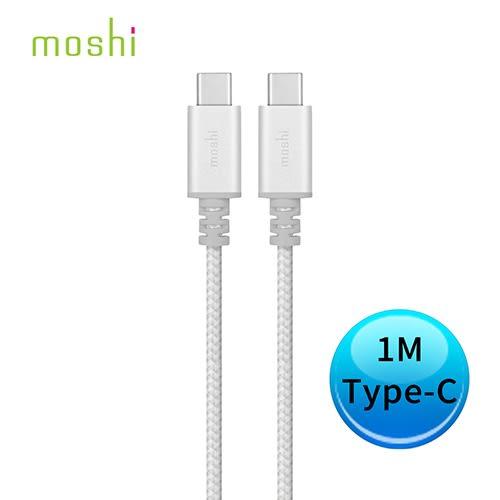 moshi Integra 強韌系列 USB-C USB Type-C 充電編織線(1 m) 99MO084244