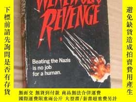 二手書博民逛書店THE罕見WEREWOLF S REVENGE:Beating