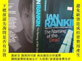 二手書博民逛書店IAN罕見RANKIN The Naming of the De