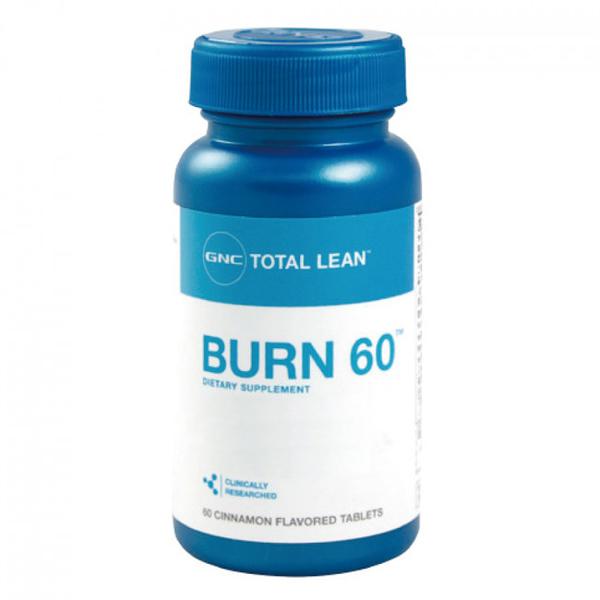 2020.07 GNC 健安喜 邦妮BURN 60 (瓜拿那籽萃取) 60錠 專品藥局【123101】