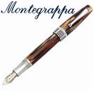 義大利Montegrappa萬特佳 Extra 1930 - 鋼筆 (龜殼棕) ISEXT_CW / 支